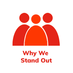 Why We Stand Out